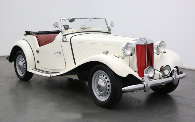 1952 MG TD Roadster Deal of the Day