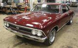 1966 Chevelle Super Sport