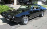 Pontiac GTO Muscle Car