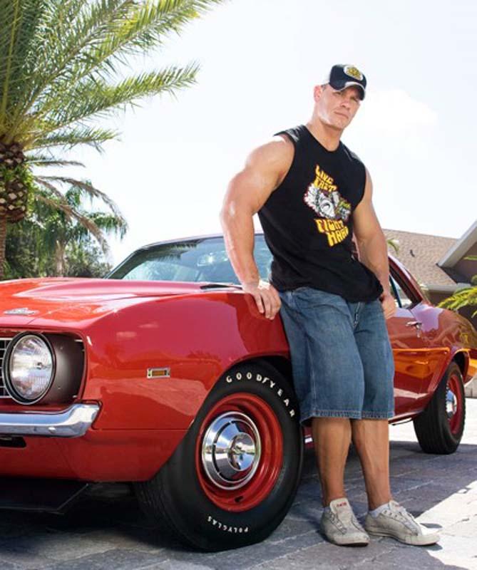 John Cena's 1969 COPO Camaro