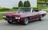 1970 Pontiac GTO 455 HO Convertible
