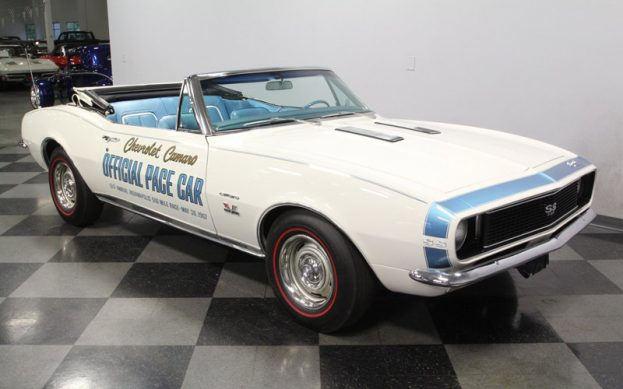 1967 Camaro RS/SS Indy Pace Car