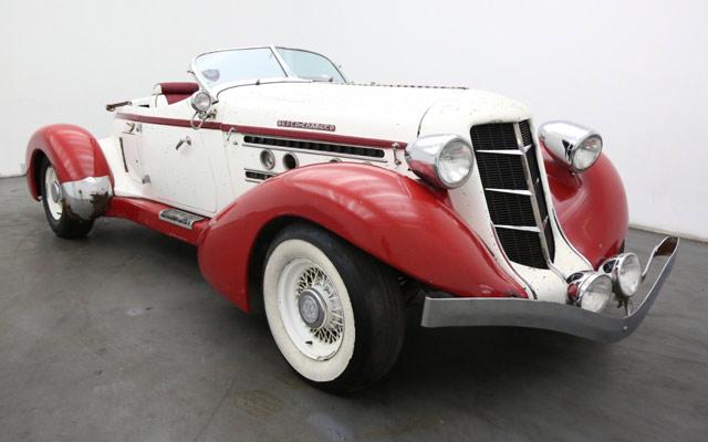 1935 Auburn 876 Speedster