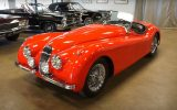 1954 Jaguar XK120 SE Roadster