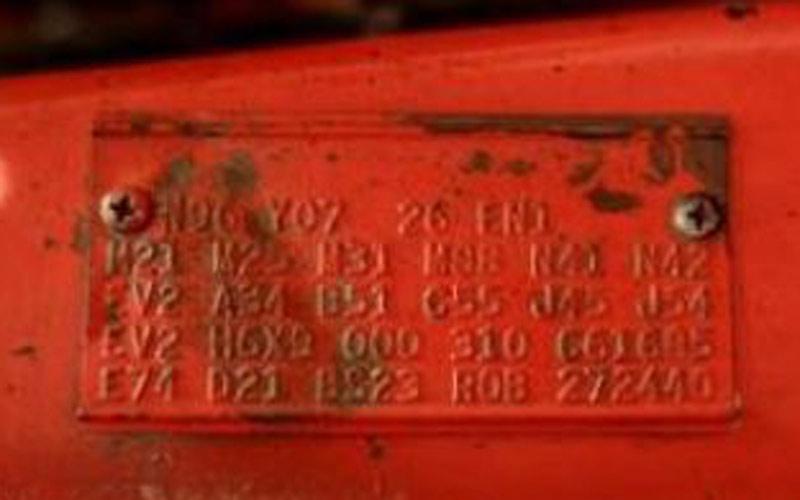 R Code 1970 Plymouth Hemi Cuda