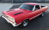Classic Ford Ranchero