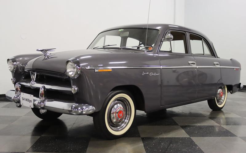 1954 Willys Aero Lark