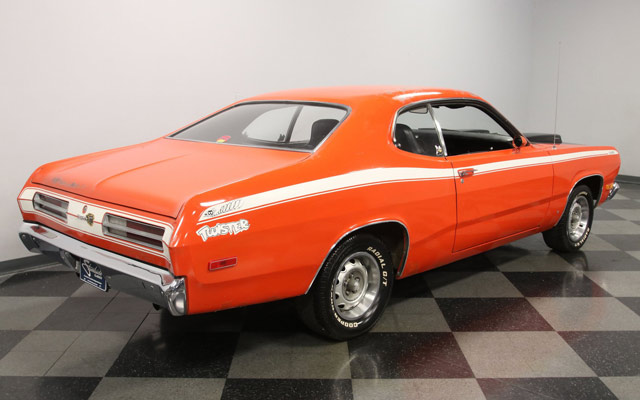 1972 Plymouth Duster Twister