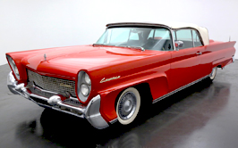 1958 Lincoln Continental Mark III Convertible