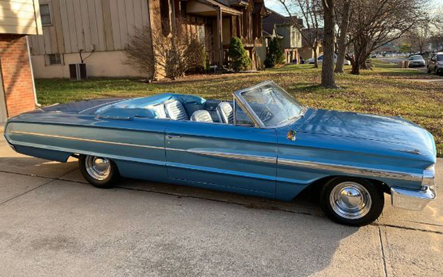 1964 Ford Galaxie XL Convertible
