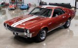1968 AMC AMX Called The Famous AMX