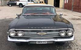 1960 Chevrolet Impala 4-Door Hardtop