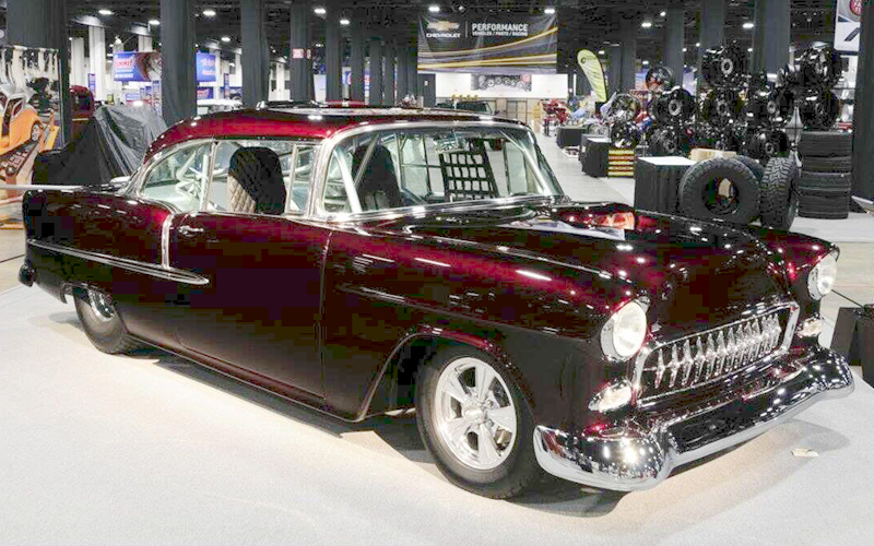 Pro-Fusion 1955 Chevy Bel Air