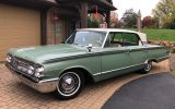 1963 Mercury Monterey S-55 Survivor