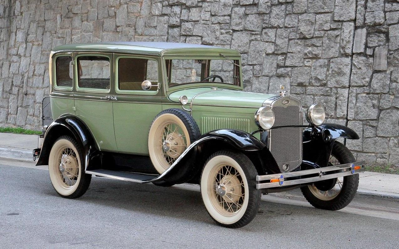 Bargain priced collector cars such as this 1931 Ford Model A Town Sedan