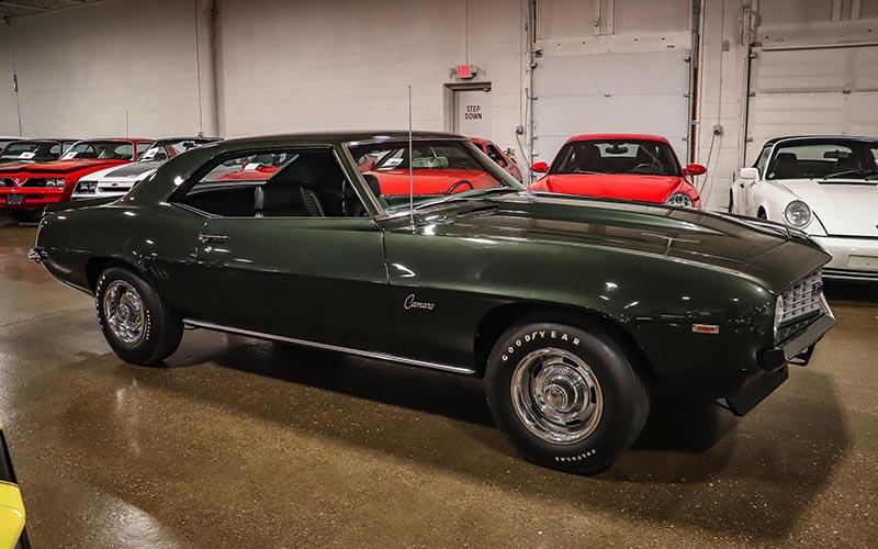 1969 COPO 9561 Camaro 427