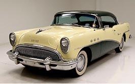 1954 Buick Special 2-Door Hardtop