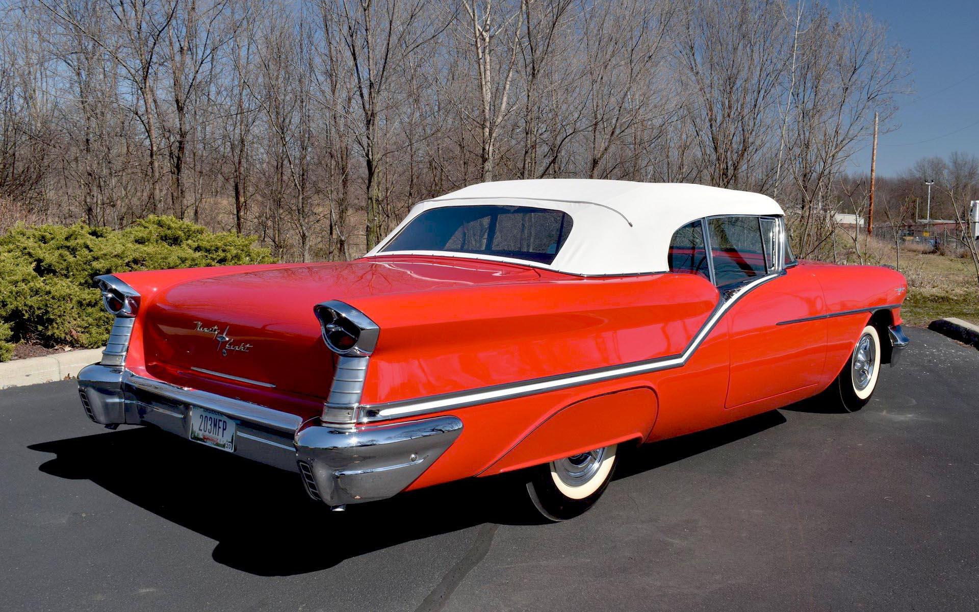 1957 Oldsmobile Starfire 98 Convertible