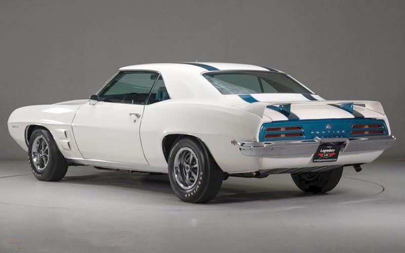Rare 1969 Pontiac Trans Am