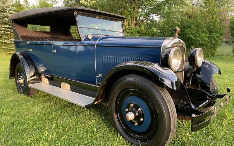 1925 Nash Advanced Six Touring car
