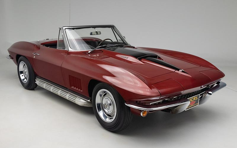 1967 Corvette L71 427/435 Convertible