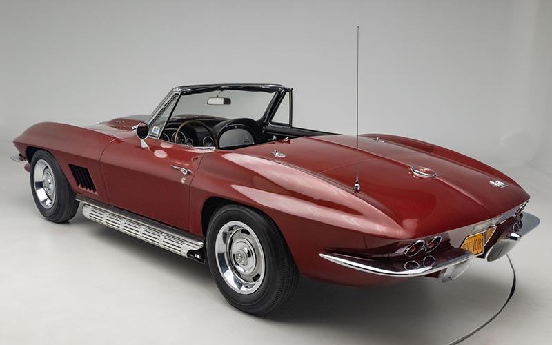 One of the finest examples of a 1967 Corvette L71 427/435 Convertible