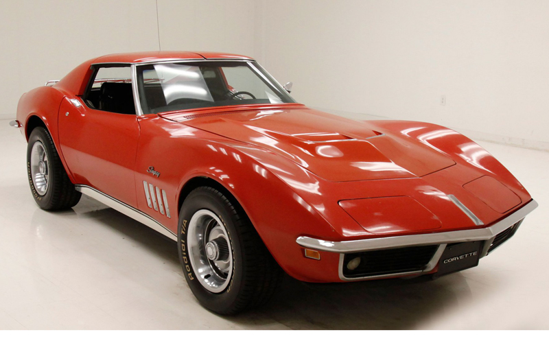 1969 Corvette selected Deal of the Day