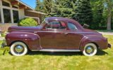 1941 Plymouth Businessman's Coupe