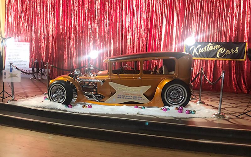 """Ford Model A Hot Rod called """"Rod Riguez"""""""