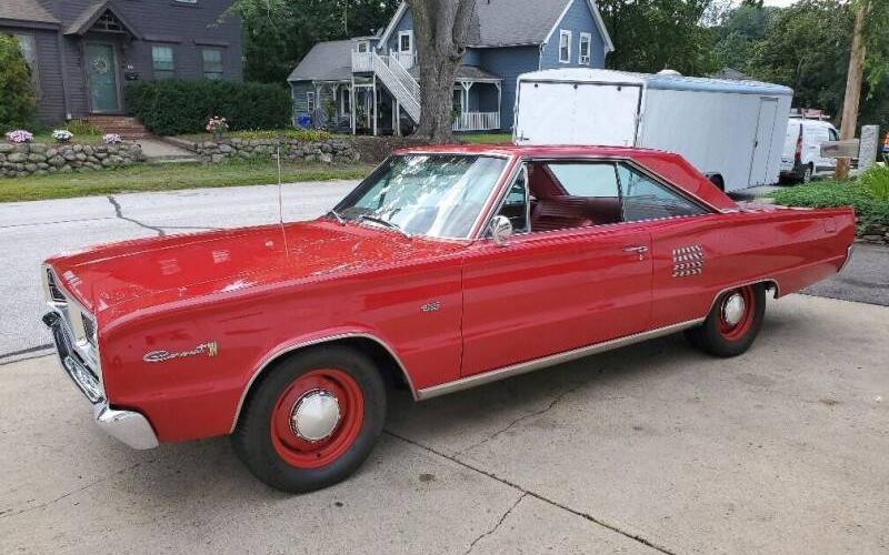 1966 Dodge Hemi Coronet 500